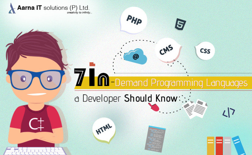 7 In-Demand Programming Languages a Developer Should Know