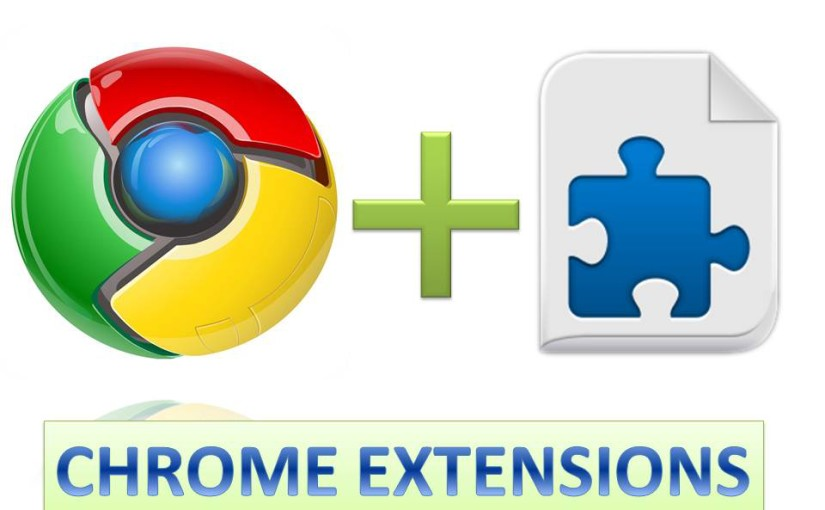 Few must have Google Chrome Extensions